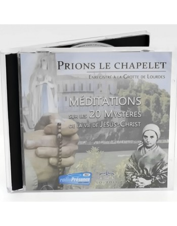 CD - Prions le chapelet